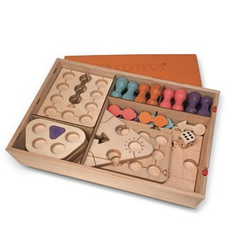 Fagus Holzspielzeug Zauberhafte Spielwiese Erweiterung