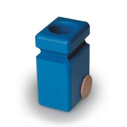 Mülltonnen für Müllkipper blau